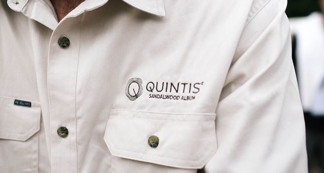 Quintis Sandalwood Album Shirt